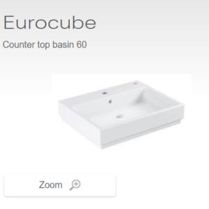 lavabo grohe 39234000