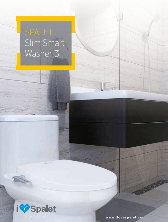 SPALET Slim Smart Washer 3