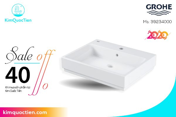 lavabo grohe 2020